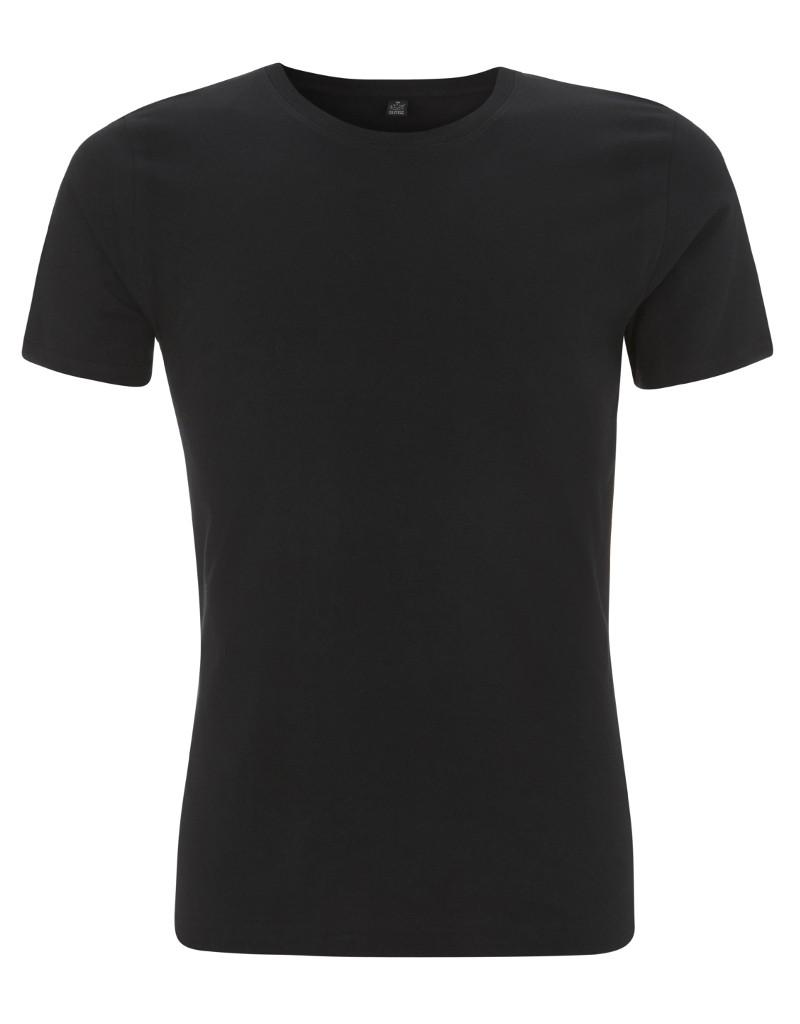 Earth Positive Ms Slim-Fit T-Shirt black