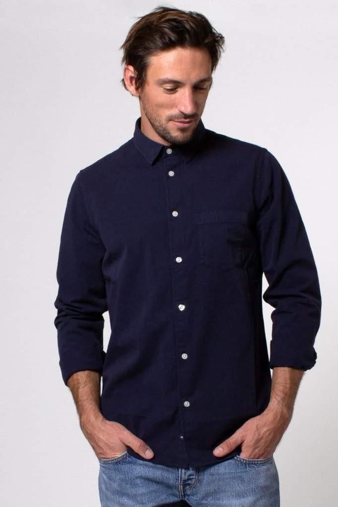 Nico Shirt Dark navy