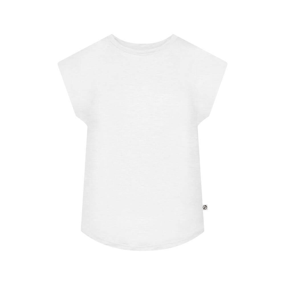 T-Shirt KAPOK Ladies white
