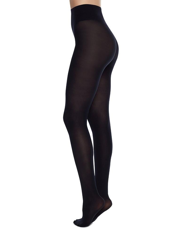 Olivia Premium Stockings Navy 60 den