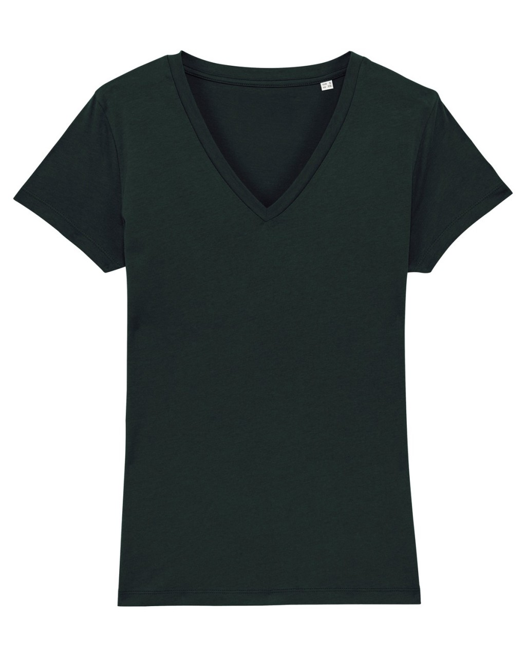 WS Regular Fit V-Neck T-Shirt black