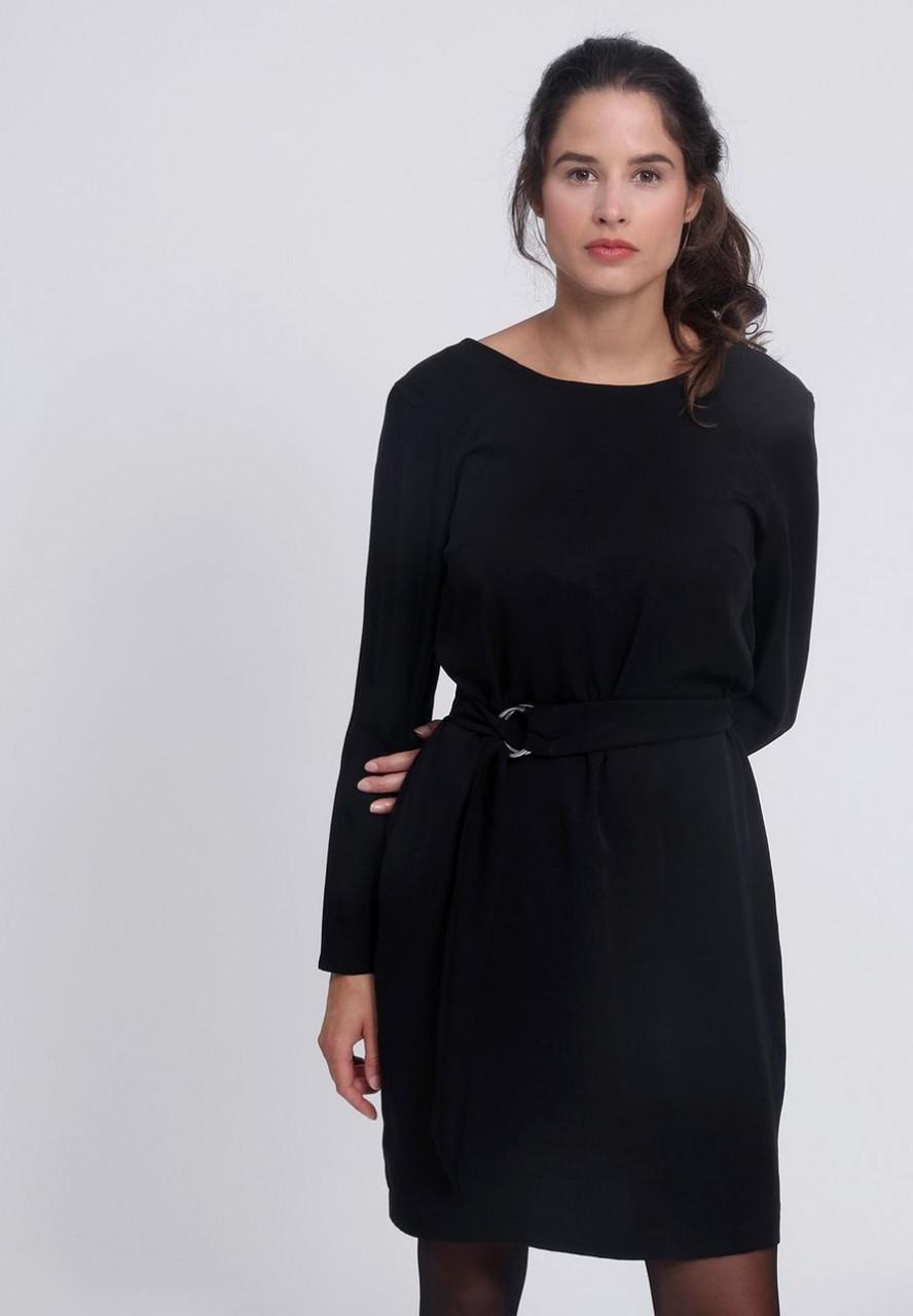 Dress HASSALEH black