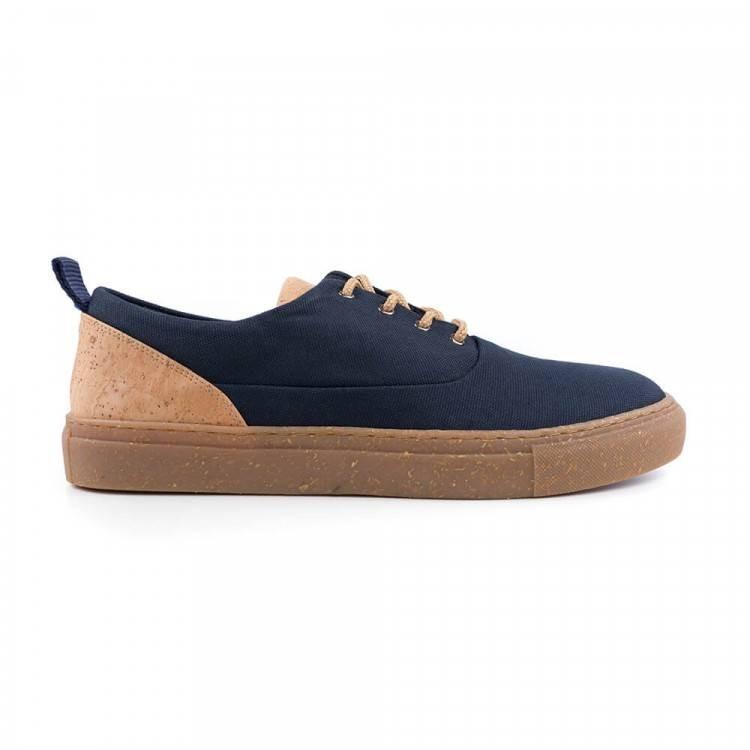 ECO4Sneaker Blue