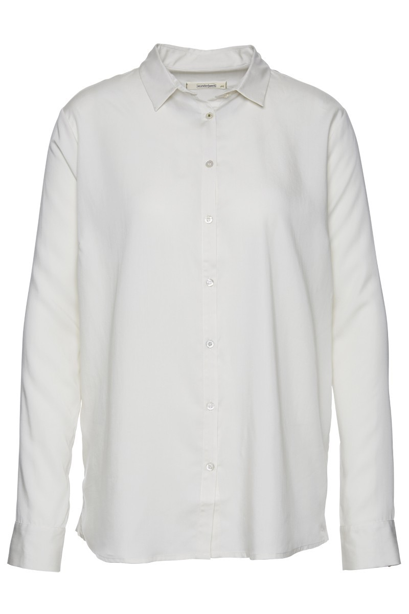 Contemporary Blouse TENCEL® white