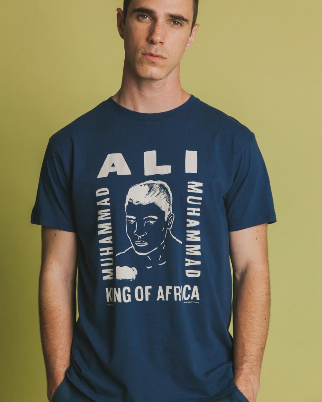 ALI T-SHIRT BLUE