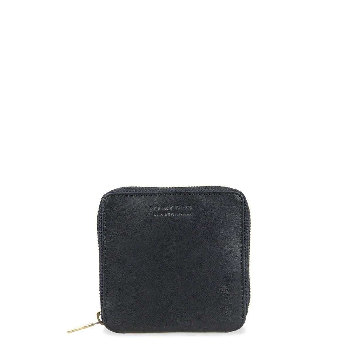Sonny Square Wallet Eco-Stromboli Black