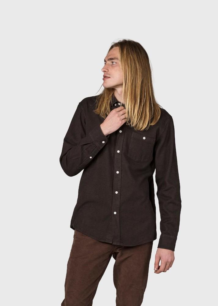 Benjamin lumber shirt Earth