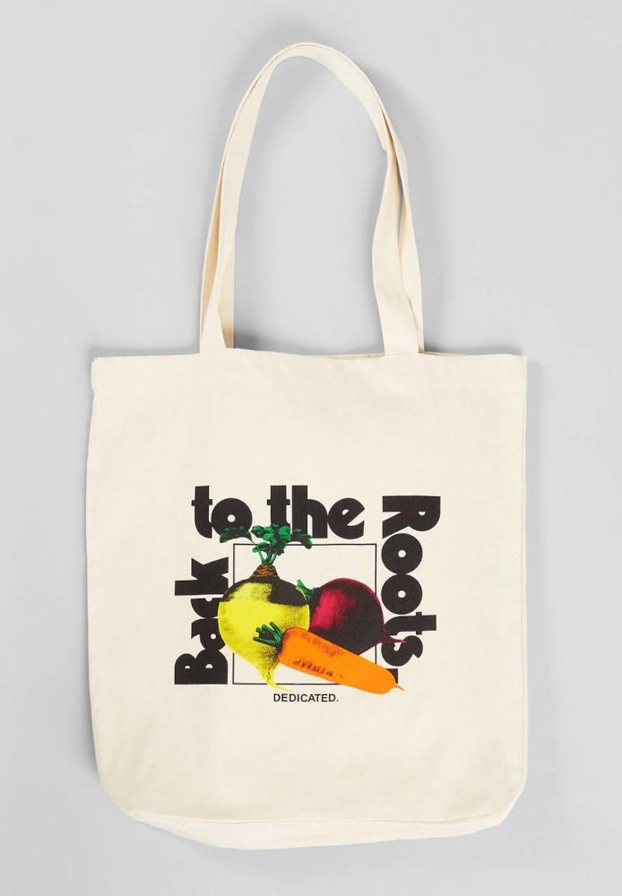 Tote Bag Torekov The Roots Off-White