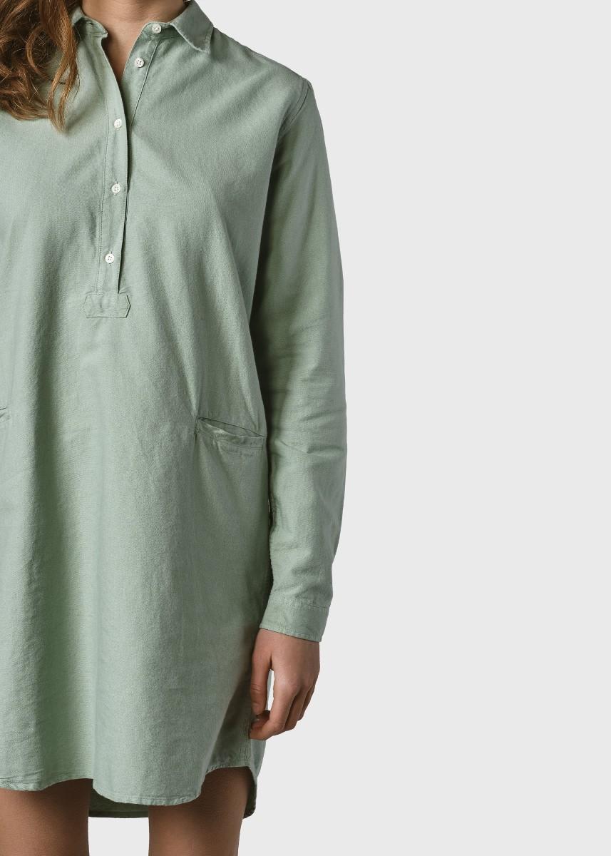 Mathilde shirt Pale green