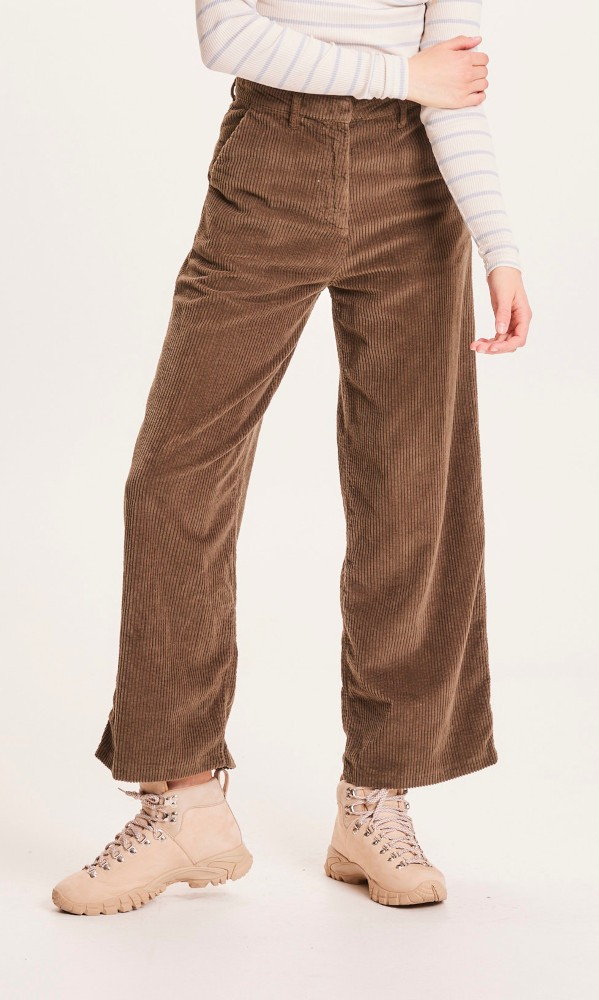 POSEY Loose Heavy Cord Pants Forrest Night