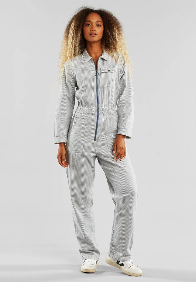 Overall Hultsfred Thin Stripes