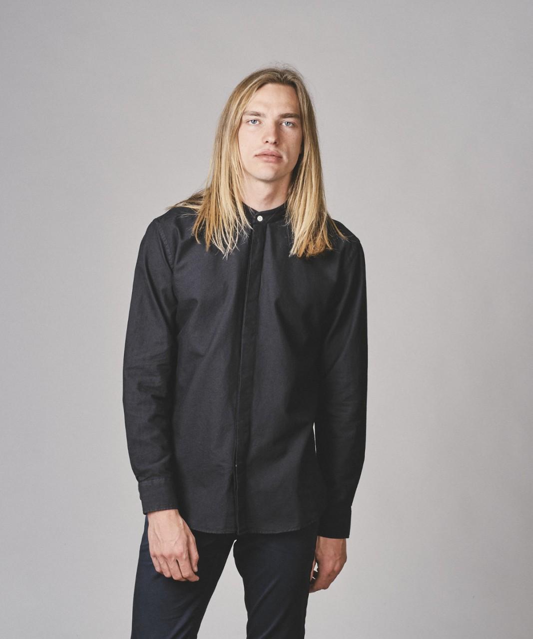 Simon shirt Black