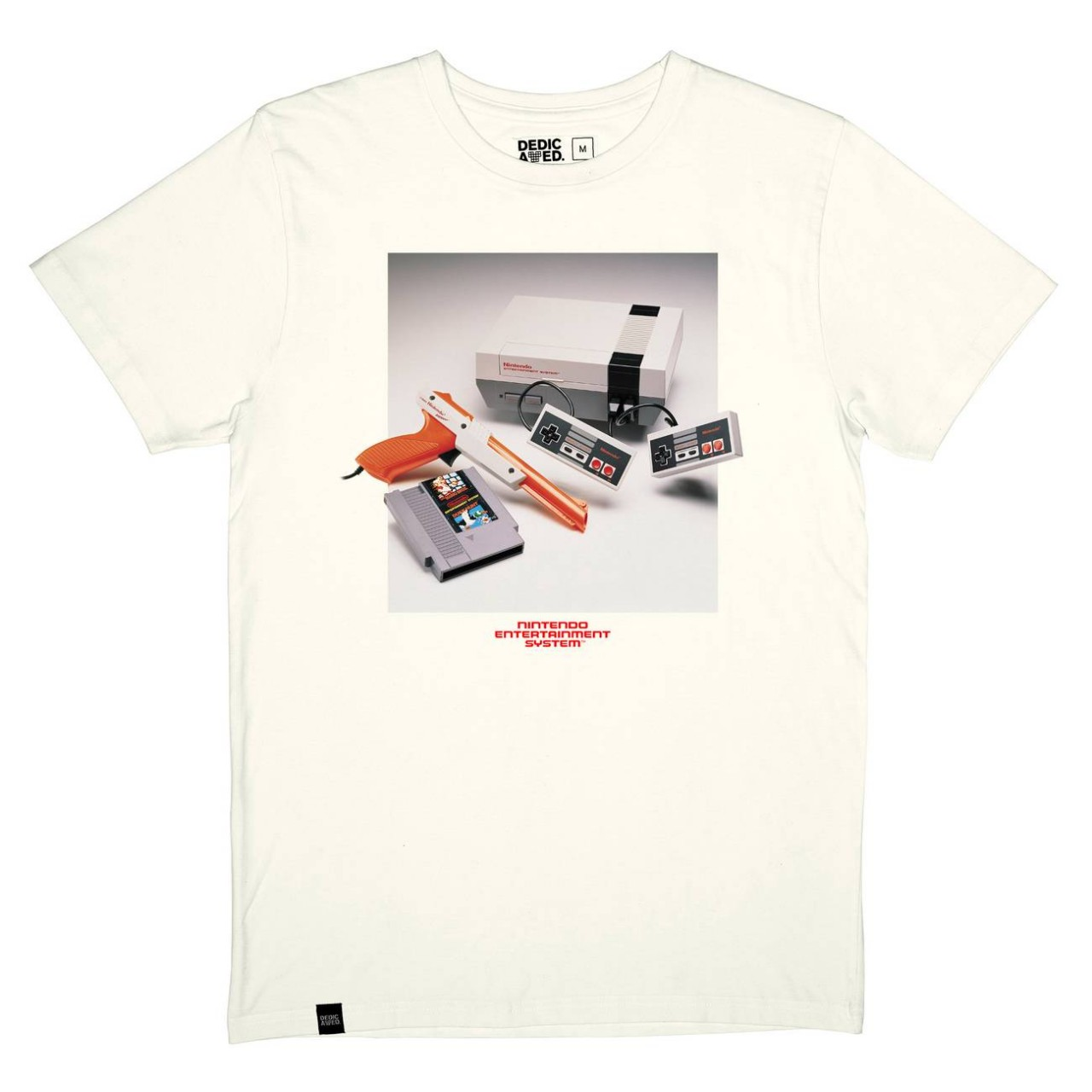 T-shirt Stockholm NES Consol Off-White
