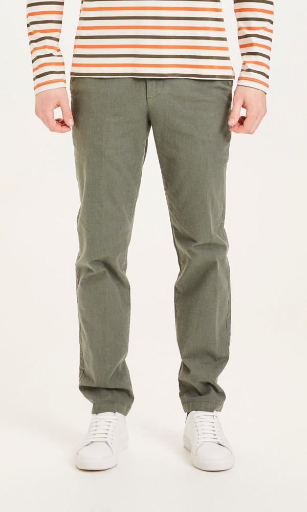 CHUCK regular flannel pant Forrest Night