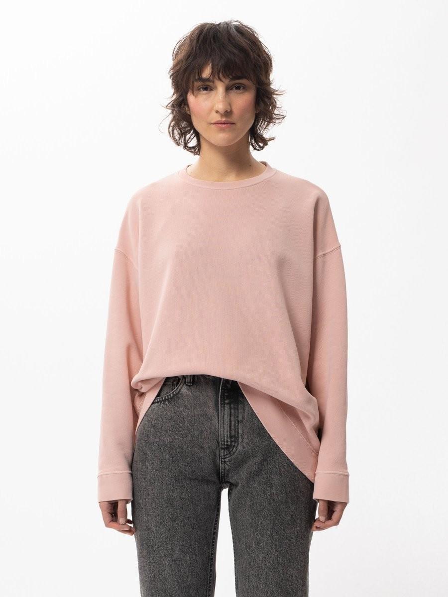 Bibbi Sweatshirt Light Pink
