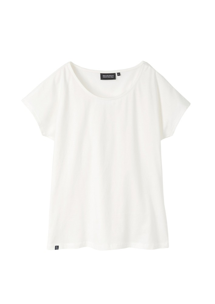 Casual T-Shirt white