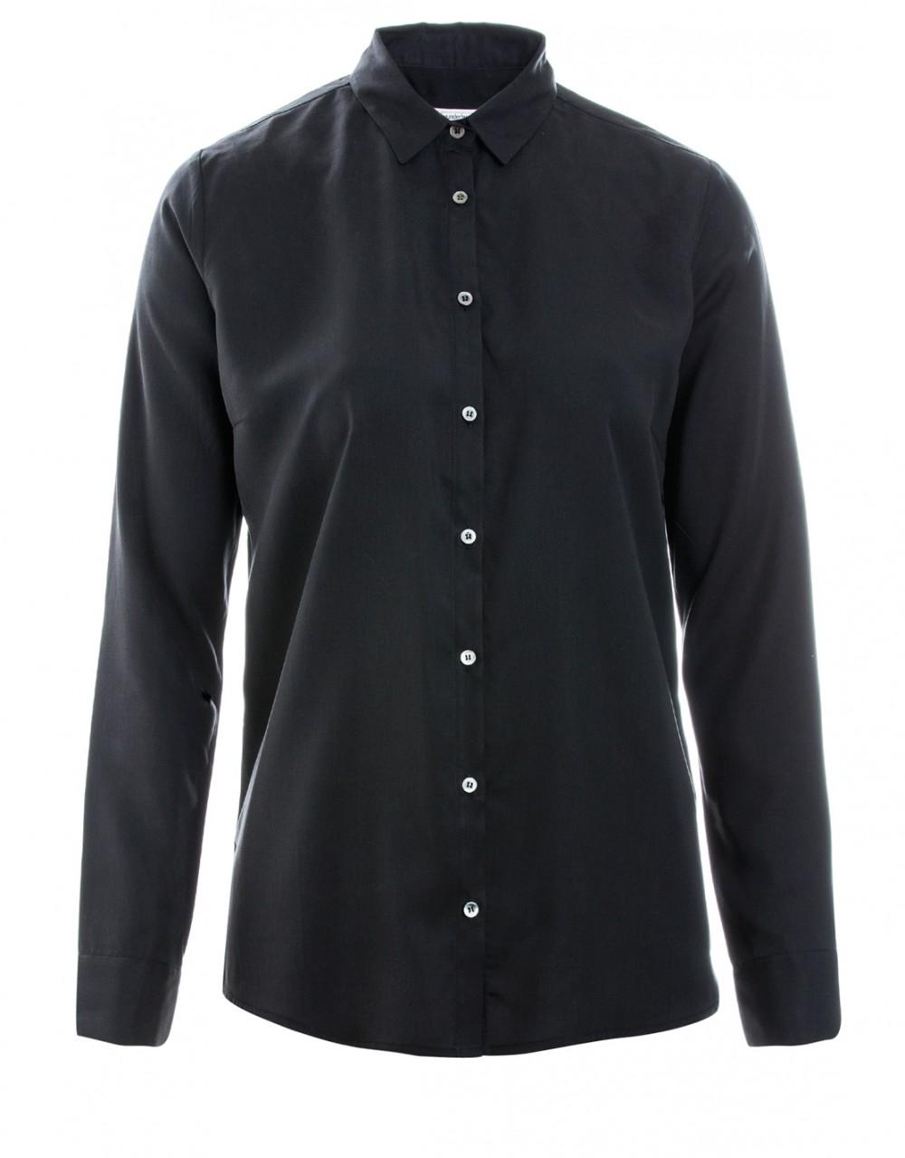 Contemporary Blouse TENCEL® black