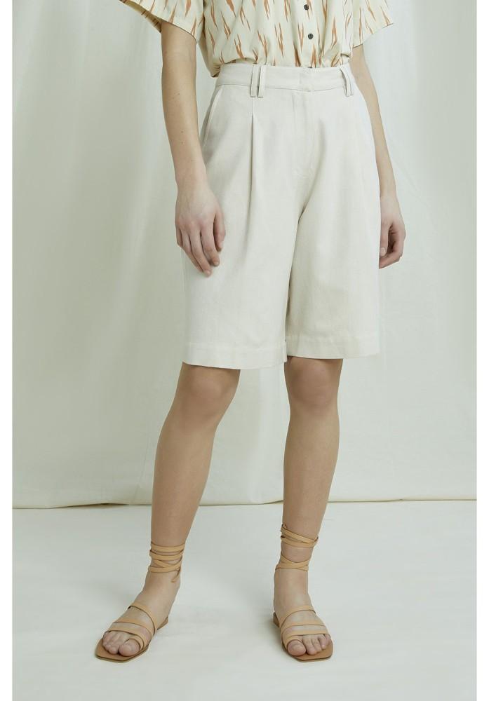 Polly Shorts Fog