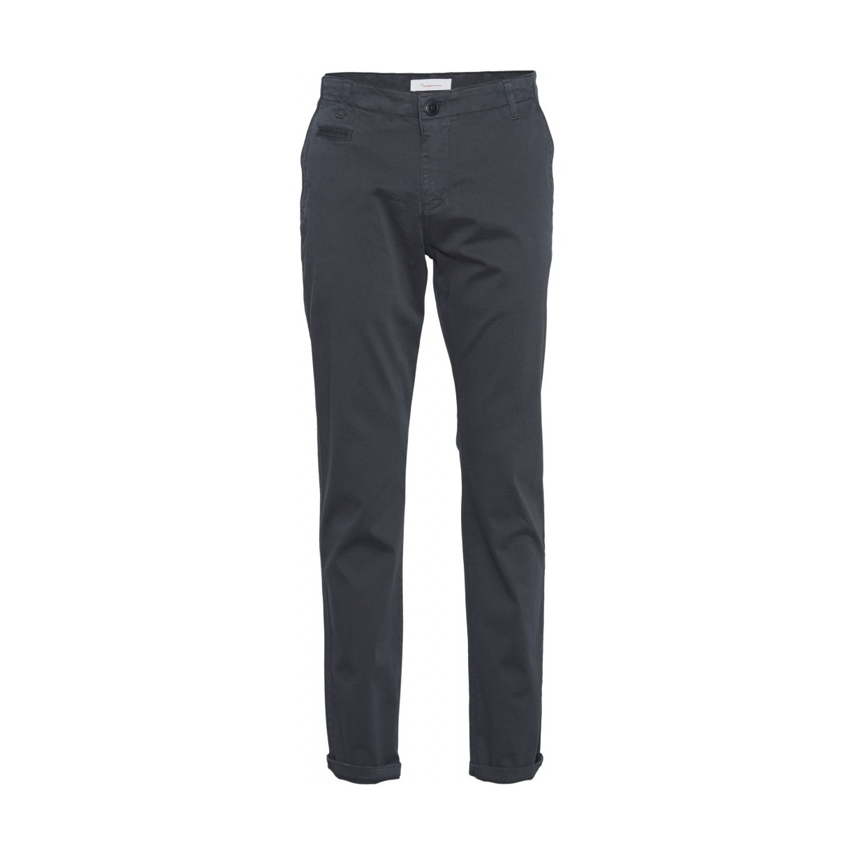 Chuck stretched twill chino - Vegan Total Eclipse