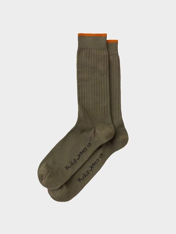 Gunnarsson Socks Olive