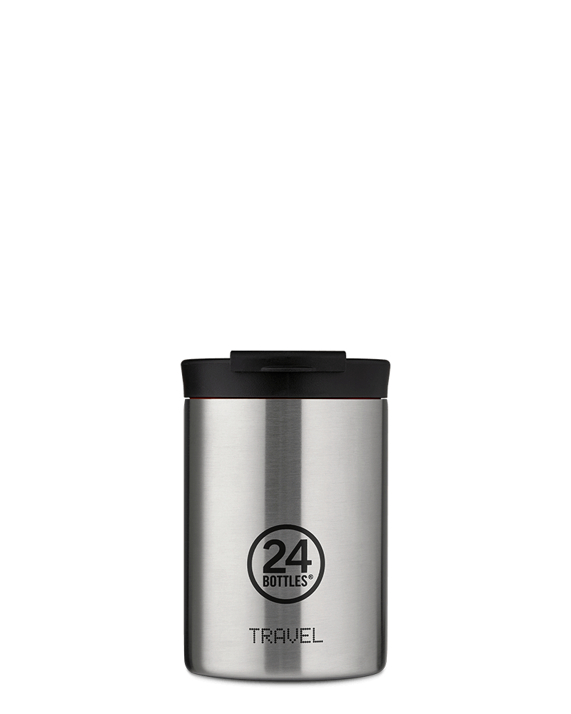Travel Tumbler Steel 0,35L