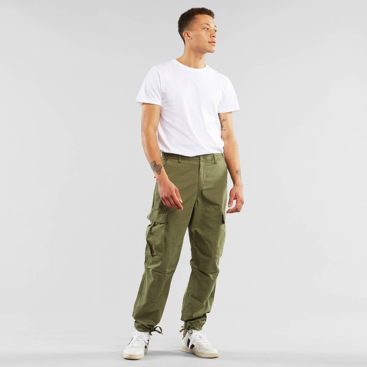 Pants Kinna Leaf Green