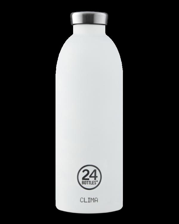 Clima Thermosflasche Stone Ice White 0,85L