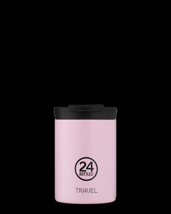 Travel Tumbler Candy Pink 0,35L