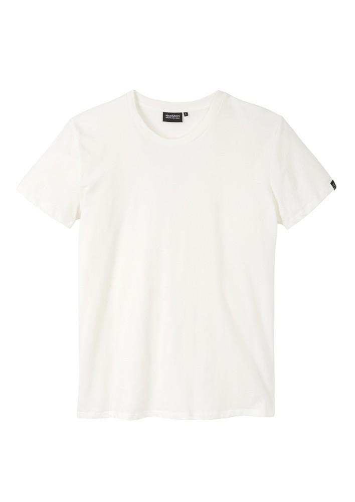 Mens Casual T-Shirt white