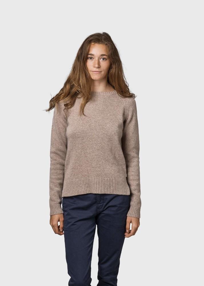 Nina knit Sand