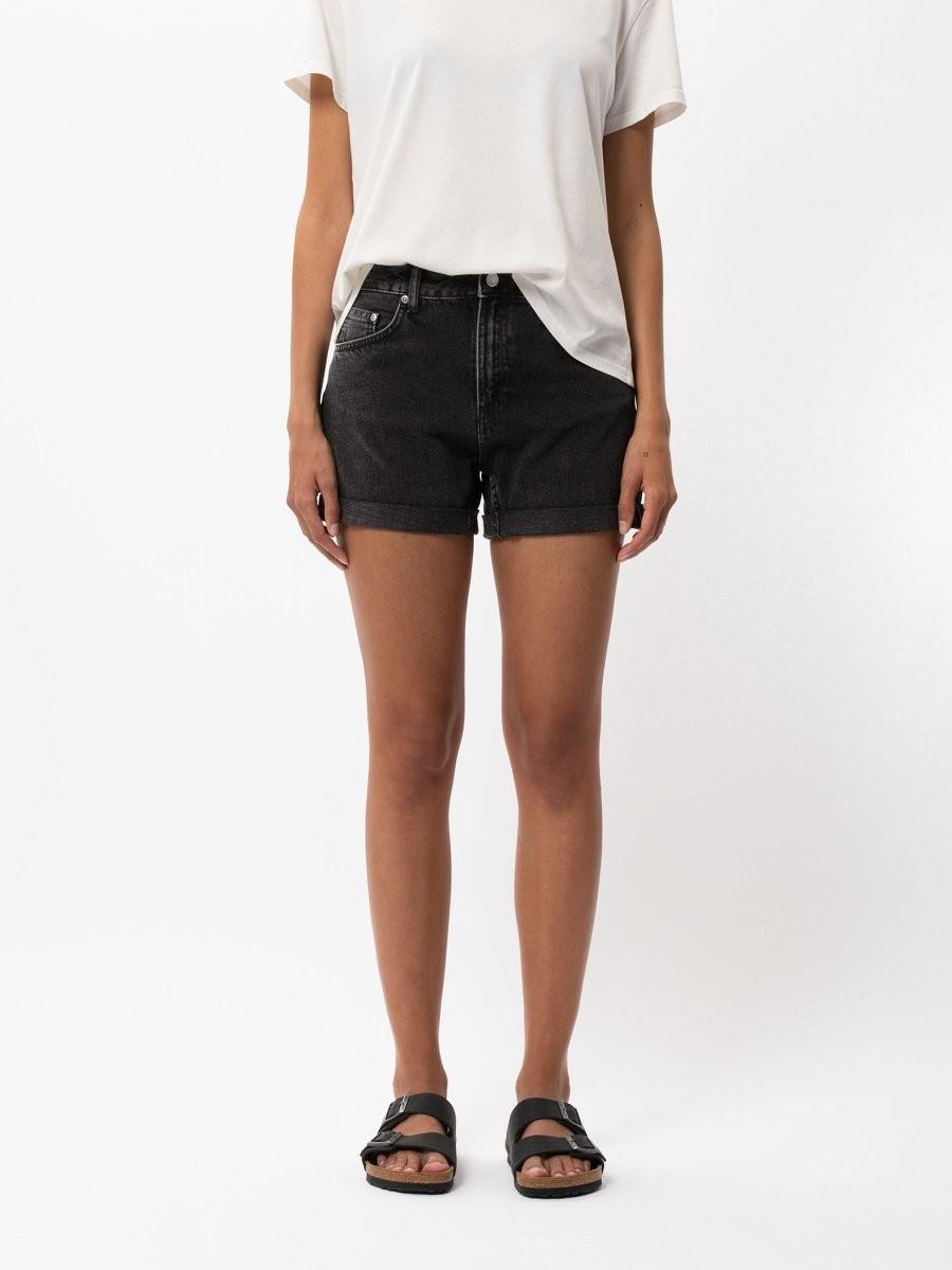 Frida Shorts Black Trace