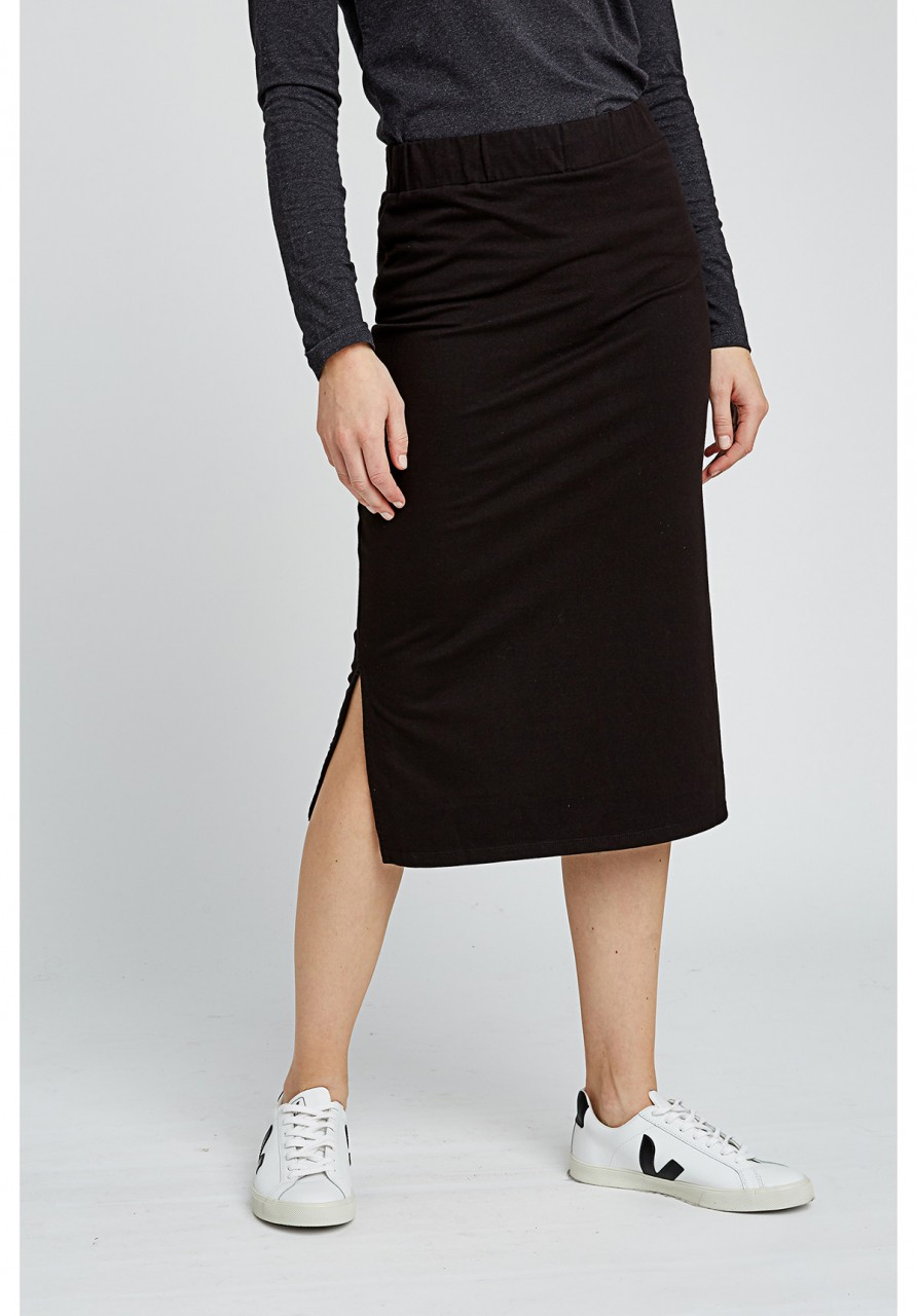 Keira Pencil Skirt Black