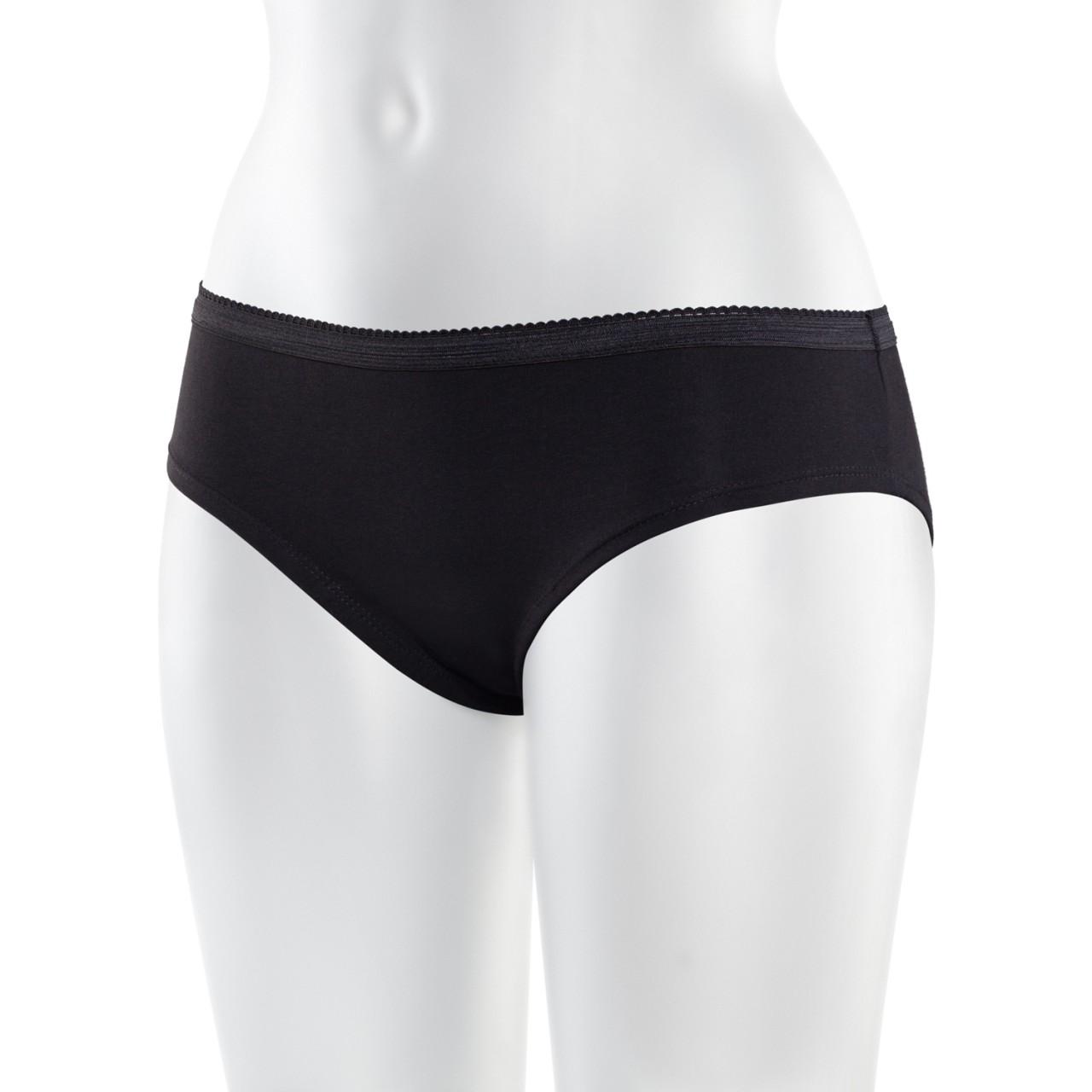 Thokk Thokk Panty Lace Band Black