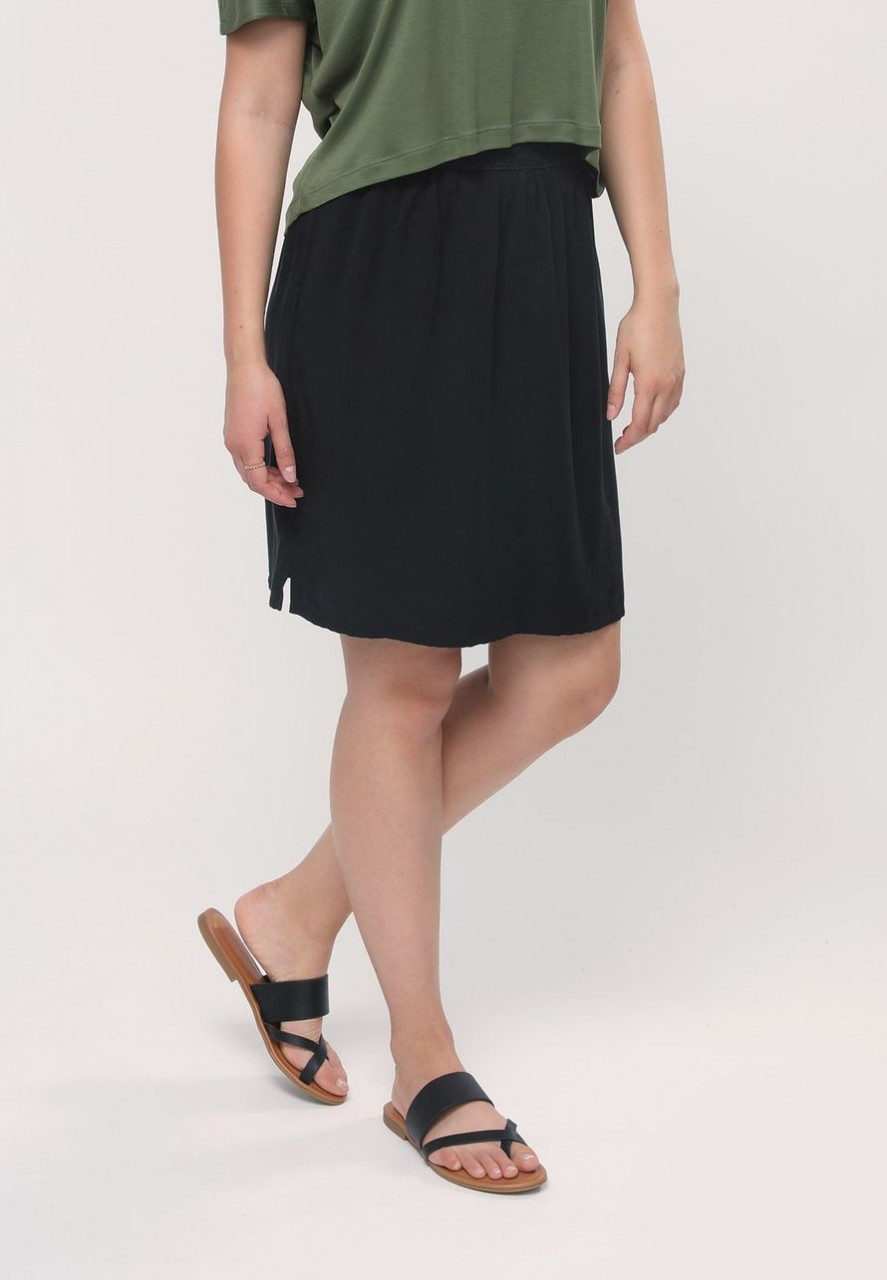 Skirt CYMOPHAN black