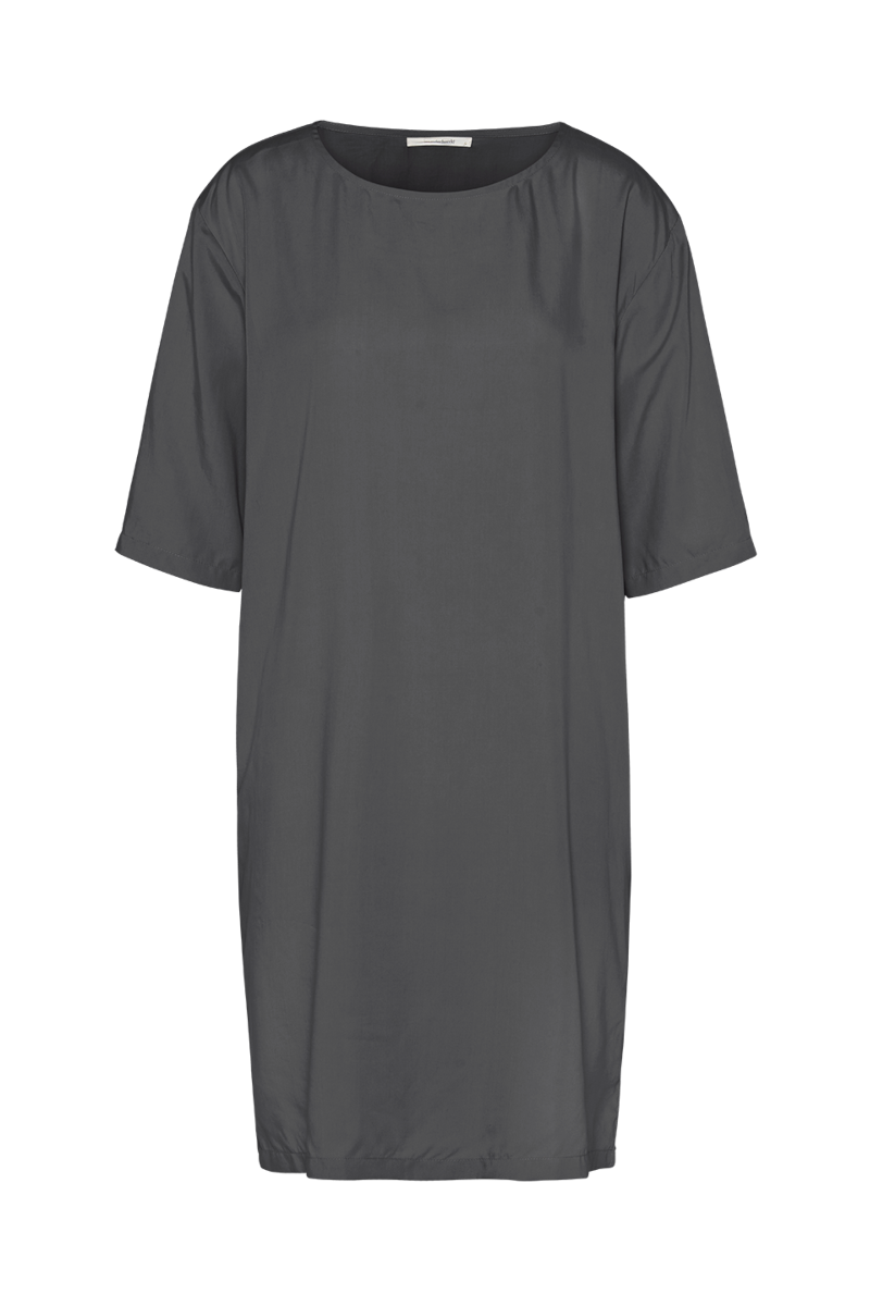 Oversize Dress taupe