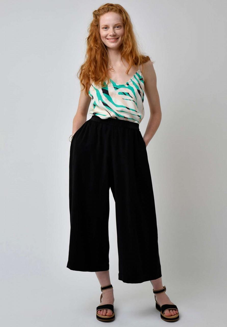 Pants TAVIRA black