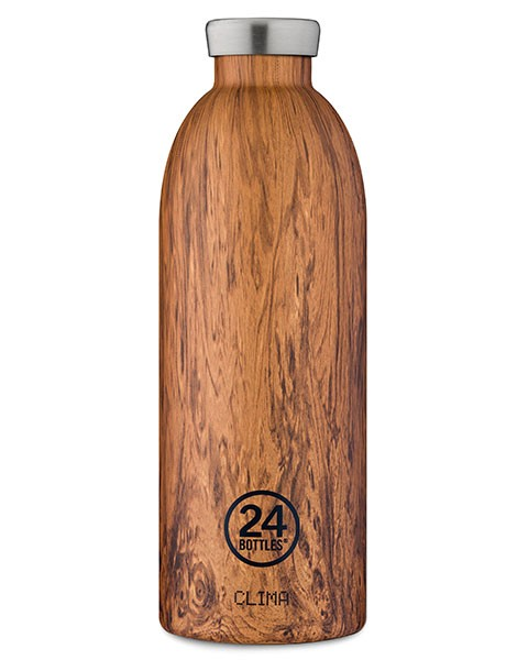 Clima Thermosflasche SEQUOIA WOOD 0,85L