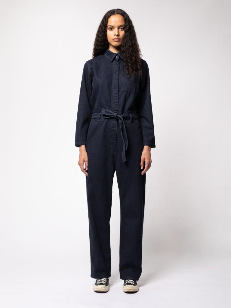 Sophie Boiler Suit Wool Wish Denim