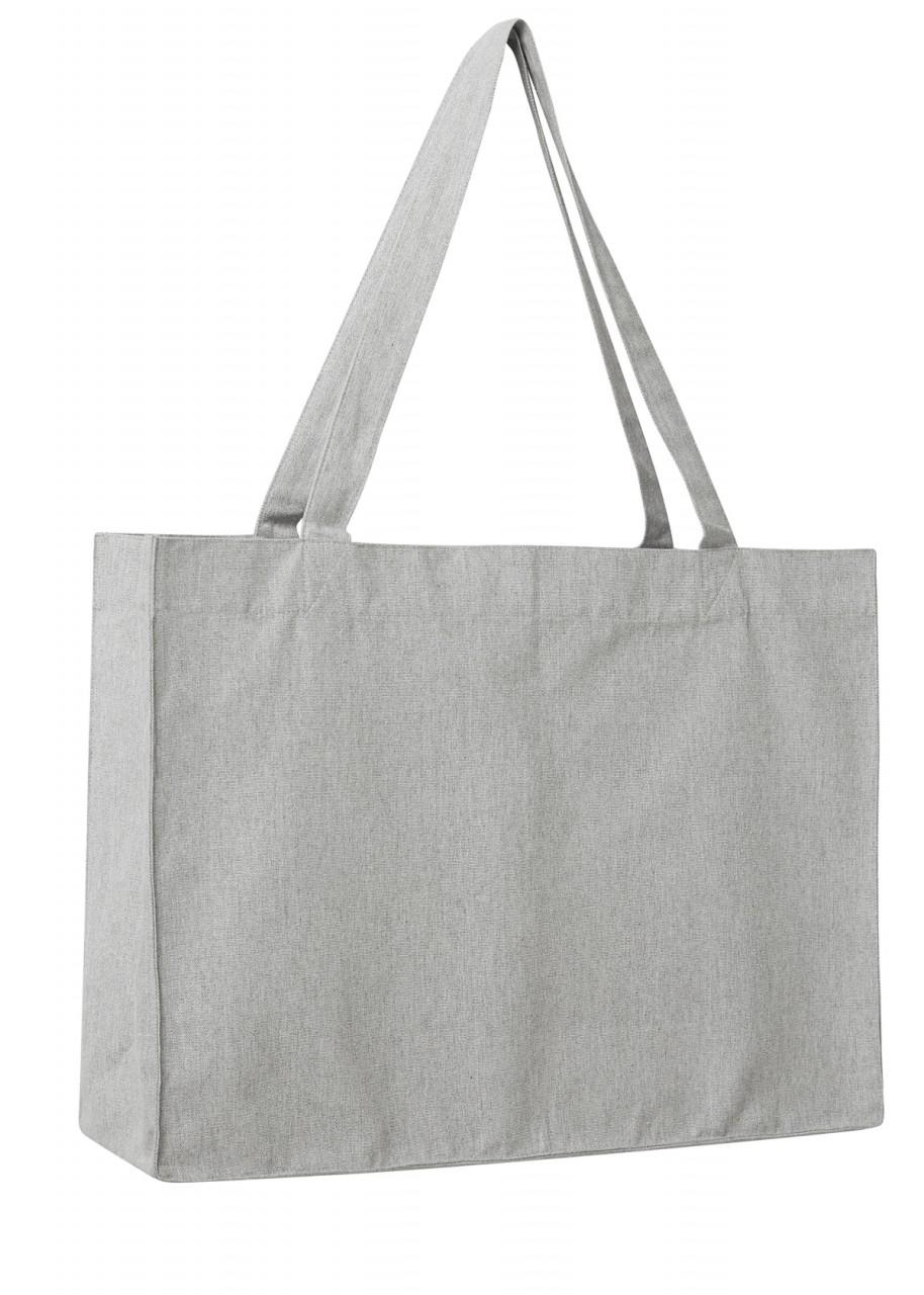 Shopping Bag Heather Grey
