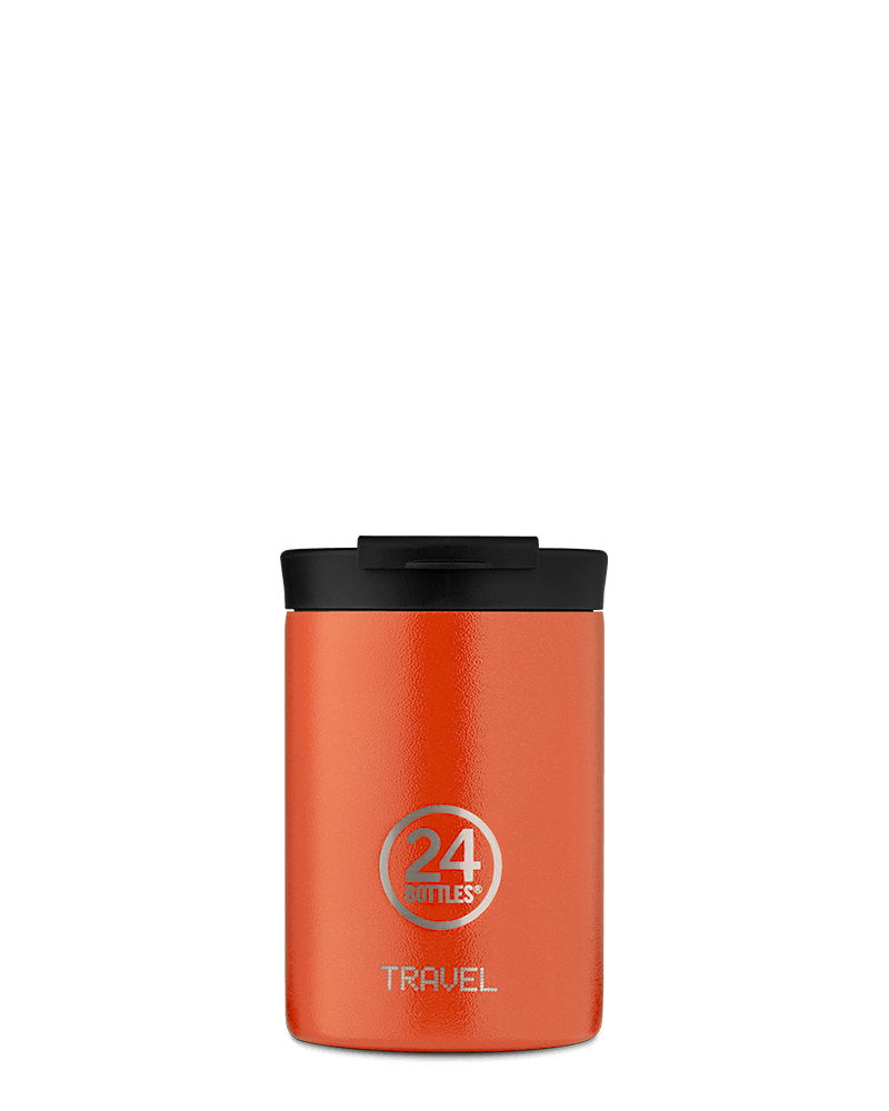 Travel Tumbler Sunset Orange 0,35L