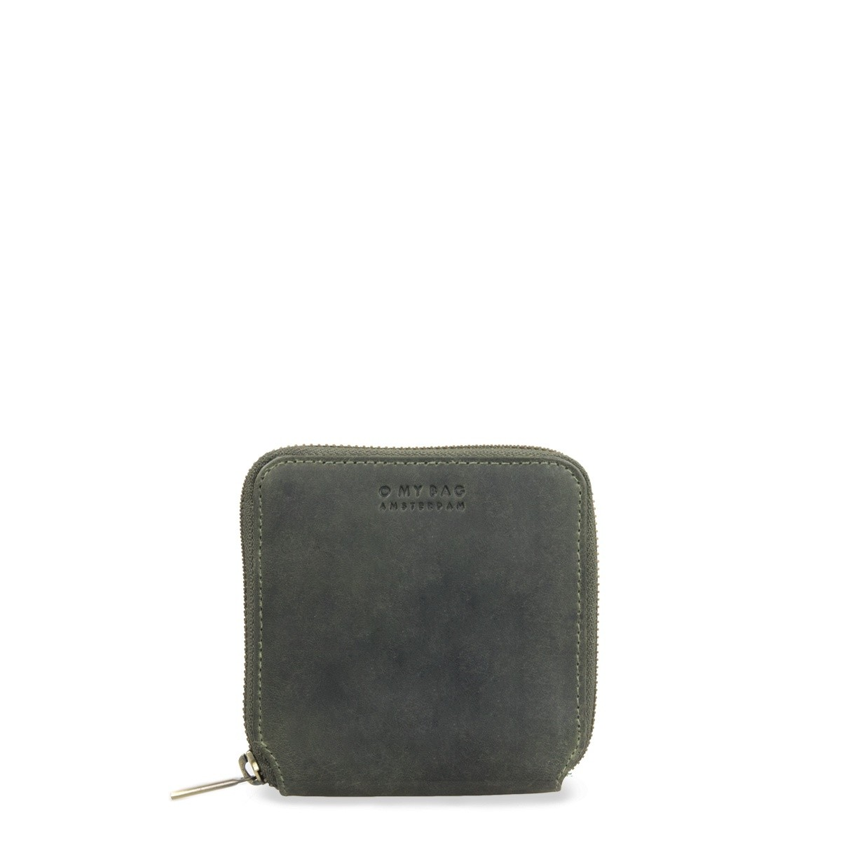 Sonny Square Wallet Eco-Green